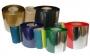 Термотрансферная лента - Риббон Wax Premium (Black) 25x25x450m