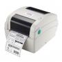Принтер этикеток (термотрансферный, 300dpi) TSC TTP-343C, бежевы