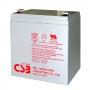 Аккумуляторная батарея 12V/5Ah CSB HRL 1223W (F2) FR