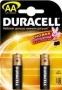 Элемент питания 1,5V AA/LR6 Duracell 2BP