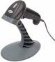 Ручной одномерный сканер штрих-кода VIOTEH VT 1150 USB, черный