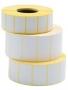 Самоклеющаяся этикетка 100 мм х 100 мм /40-450 (полуглянец)